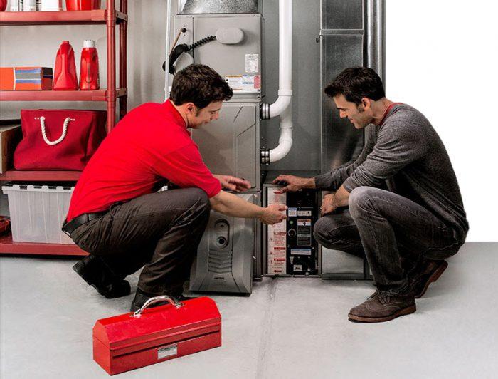 furnace installation markham ontario