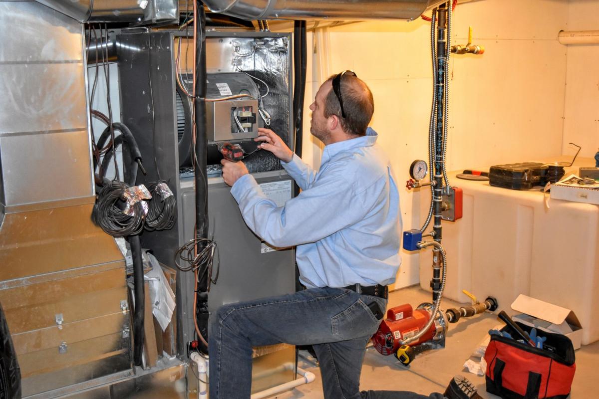 furnace service markham ontario