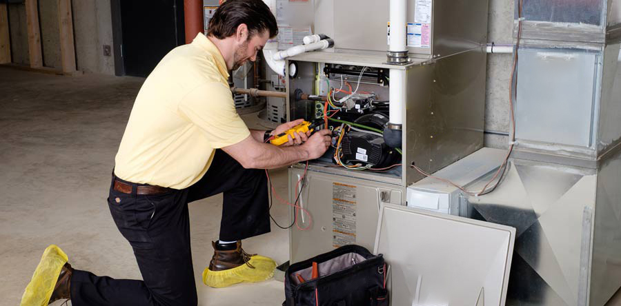 Call Furnace Repair Markham