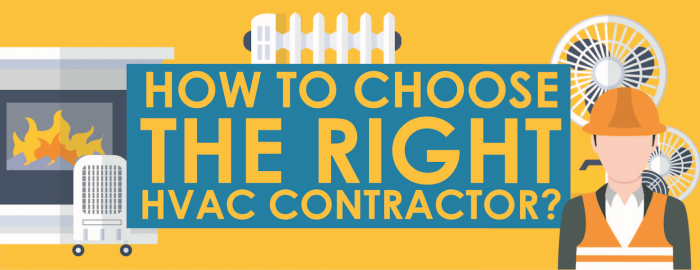 how to choose hvac contractor